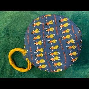 Small purse hula Hawaiian